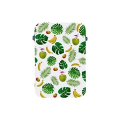 Tropical Pattern Apple Ipad Mini Protective Soft Cases by Valentinaart