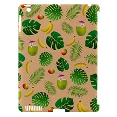 Tropical Pattern Apple Ipad 3/4 Hardshell Case (compatible With Smart Cover) by Valentinaart