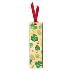 Tropical Pattern Small Book Marks by Valentinaart