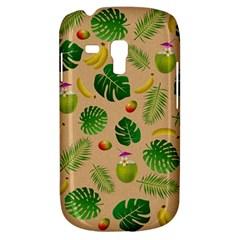 Tropical Pattern Galaxy S3 Mini by Valentinaart