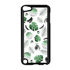 Tropical Pattern Apple Ipod Touch 5 Case (black) by Valentinaart