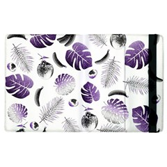 Tropical Pattern Apple Ipad 3/4 Flip Case by Valentinaart