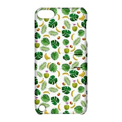 Tropical Pattern Apple Ipod Touch 5 Hardshell Case With Stand by Valentinaart