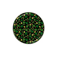 Tropical Pattern Hat Clip Ball Marker by Valentinaart