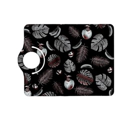 Tropical Pattern Kindle Fire Hd (2013) Flip 360 Case by Valentinaart