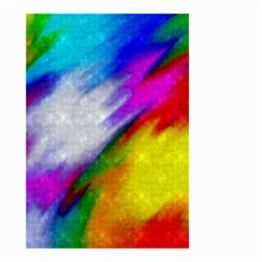 Rainbow Colors              Small Garden Flag by LalyLauraFLM