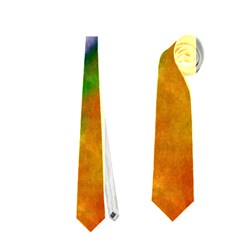 Rainbow Colors              Necktie by LalyLauraFLM