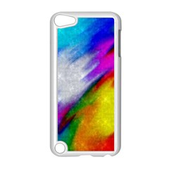 Rainbow colors        Apple iPod Touch 5 Case (Black)