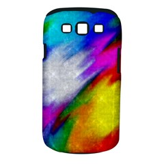 Rainbow colors        Samsung Galaxy S II i9100 Hardshell Case (PC+Silicone) by LalyLauraFLM