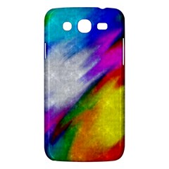Rainbow colors        Samsung Galaxy Duos I8262 Hardshell Case by LalyLauraFLM