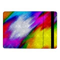 Rainbow Colors        Samsung Galaxy Tab Pro 8 4  Flip Case by LalyLauraFLM