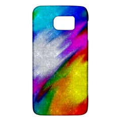 Rainbow Colors        Htc One M9 Hardshell Case by LalyLauraFLM