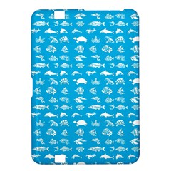 Fish Pattern Kindle Fire Hd 8 9  by ValentinaDesign