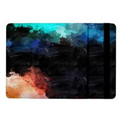 Paint Strokes And Splashes        Samsung Galaxy Tab Pro 8 4  Flip Case by LalyLauraFLM