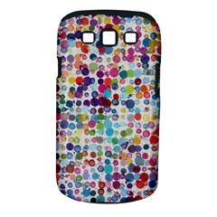 Colorful splatters         Samsung Galaxy S II i9100 Hardshell Case (PC+Silicone) by LalyLauraFLM