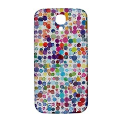 Colorful splatters         Samsung Note 2 N7100 Hardshell Back Case by LalyLauraFLM