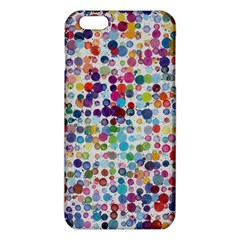 Colorful Splatters         Iphone 6/6s Tpu Case by LalyLauraFLM