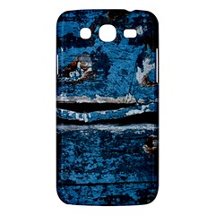 Blue painted wood          Samsung Galaxy Duos I8262 Hardshell Case by LalyLauraFLM