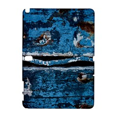 Blue Painted Wood          Htc Desire 601 Hardshell Case by LalyLauraFLM