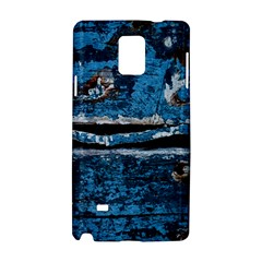 Blue Painted Wood          Apple Iphone 6 Plus/6s Plus Leather Folio Case by LalyLauraFLM