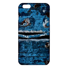 Blue Painted Wood          Iphone 6/6s Tpu Case by LalyLauraFLM