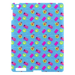 Summer Pattern Apple Ipad 3/4 Hardshell Case by ValentinaDesign