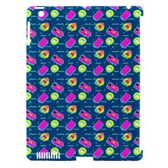 Summer Pattern Apple Ipad 3/4 Hardshell Case (compatible With Smart Cover) by ValentinaDesign