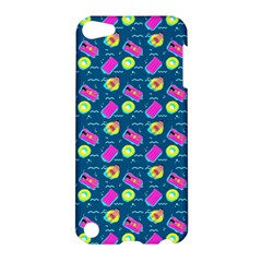 Summer Pattern Apple Ipod Touch 5 Hardshell Case by ValentinaDesign