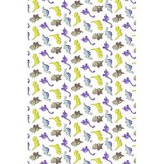 Dinosaurs Pattern 5 5  X 8 5  Notebooks by ValentinaDesign