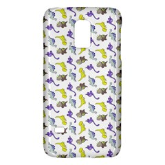 Dinosaurs pattern Galaxy S5 Mini