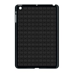 Pattern Apple Ipad Mini Case (black) by ValentinaDesign