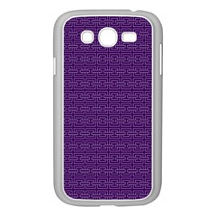 Pattern Samsung Galaxy Grand Duos I9082 Case (white) by ValentinaDesign