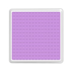 Pattern Memory Card Reader (square)  by ValentinaDesign