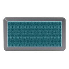 Pattern Memory Card Reader (mini) by ValentinaDesign
