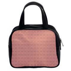 Pattern Classic Handbags (2 Sides) by ValentinaDesign