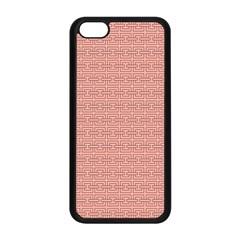 Pattern Apple Iphone 5c Seamless Case (black) by ValentinaDesign