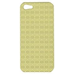 Pattern Apple Iphone 5 Hardshell Case by ValentinaDesign