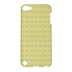 Pattern Apple Ipod Touch 5 Hardshell Case by ValentinaDesign