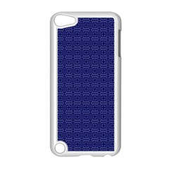Pattern Apple Ipod Touch 5 Case (white) by ValentinaDesign
