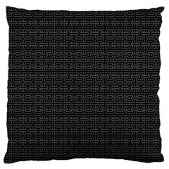Pattern Large Flano Cushion Case (One Side) by ValentinaDesign
