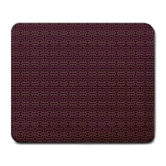 Pattern Large Mousepads by ValentinaDesign