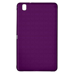 Pattern Samsung Galaxy Tab Pro 8 4 Hardshell Case by ValentinaDesign