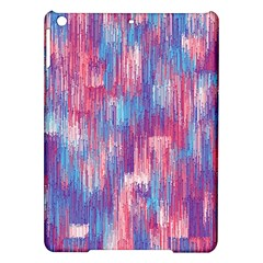 Vertical Behance Line Polka Dot Blue Green Purple Red Blue Small Ipad Air Hardshell Cases by Mariart