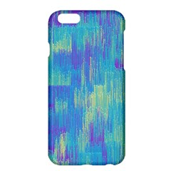 Vertical Behance Line Polka Dot Purple Green Blue Apple Iphone 6 Plus/6s Plus Hardshell Case by Mariart