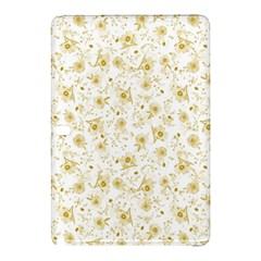 Floral Pattern Samsung Galaxy Tab Pro 12 2 Hardshell Case by ValentinaDesign