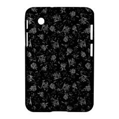 Floral Pattern Samsung Galaxy Tab 2 (7 ) P3100 Hardshell Case  by ValentinaDesign