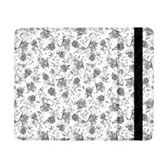 Floral Pattern Samsung Galaxy Tab Pro 8 4  Flip Case by ValentinaDesign