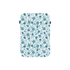 Floral Pattern Apple Ipad Mini Protective Soft Cases by ValentinaDesign