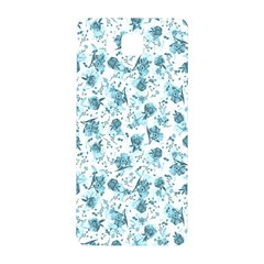 Floral Pattern Samsung Galaxy Alpha Hardshell Back Case by ValentinaDesign