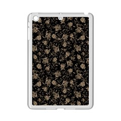 Floral pattern iPad Mini 2 Enamel Coated Cases by ValentinaDesign